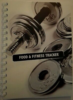 Food and fitness tracker diary Diet Journal