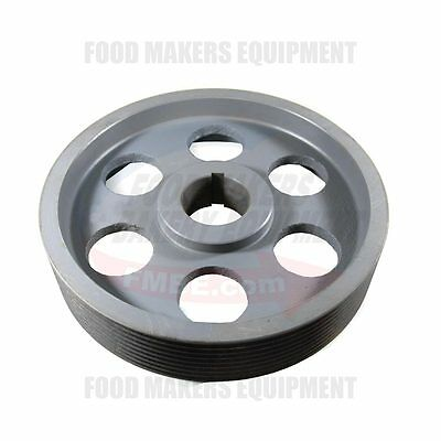 FBM Mixer Bowl Drive Pulley.  14M590-20.