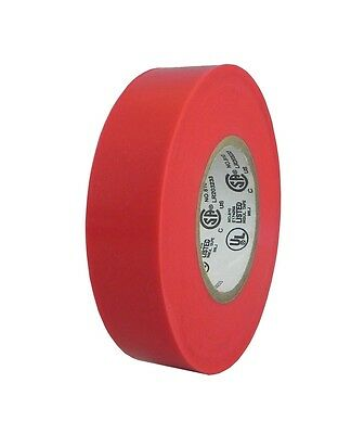 """TapesSupply PVC Black Insulated Premium Grade Electrical Tape 1//2/"""" x 66 Ft.L"""