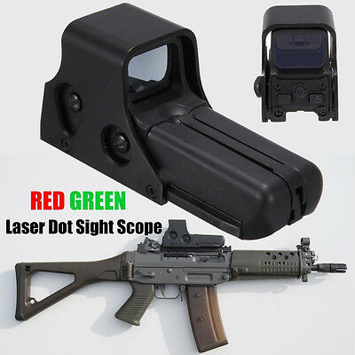 Holographic 552 Hunting Rifle Scope Telescope Red Green Laser Sights Hot Sale