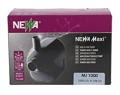 Maxi Jet MJ 1000 Water Pump MJ1000 Hydroponics Aquarium Pump Powerhead