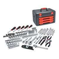 143 Piece Master Tool Set With Drawer Style Carry Case