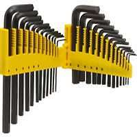 25 Piece Hex Key Set