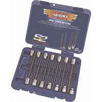 14 Piece Extra Long Metric Hex and Ball Hex Driver Set