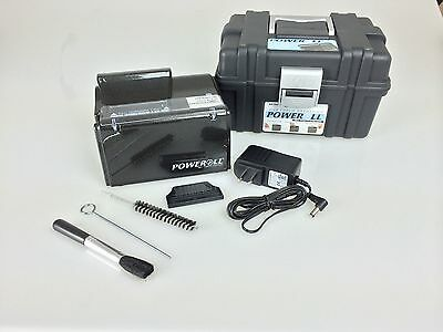 Poweroll Electric Cigarette Rolling Maker Injector Machine by Top-O-Matic PR001