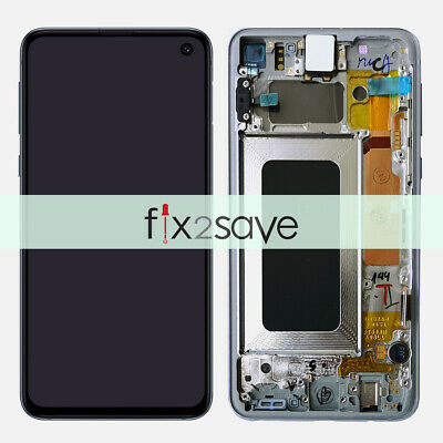 OEM LCD Screen Touch Digitizer Display Replacement For Samsung Galaxy S6 G920