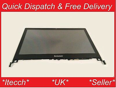 Genuine Lenovo Flex 2-14 20404 Touch Screen Digitizer LCD LED Display Panel 14""