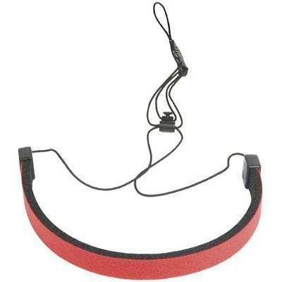 Op/Tech 6902021 Mini Loop Strap with Quick Disconnect for Compact Cameras - Red