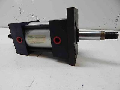 T-Mac Double Rod Pneumatic Cylinder  ​Model DT1F-3.25X2-N-2-EE1-N