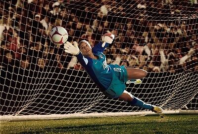 HOPE SOLO TEAM USA Photo Quality Poster - Choose a Size!  #06