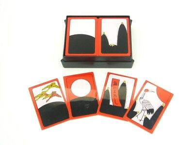 Japanese Hanafuda Flower Cards Playing Card Traditional Game Japan Picture