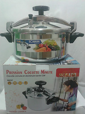 Pressure Cooker Classic 7 Litre Pression Cocotte Minute With Strainer+
