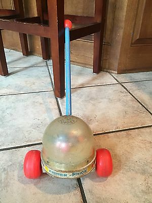 Vintage 1960 Fisher Price Corn Popper