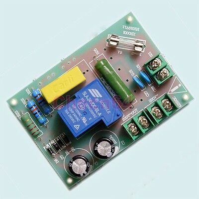 220V 2000W High Power Amplifier Soft Start Delay Time Switch DIY Kits