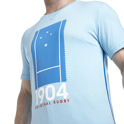 Tee-shirt Rugby Southern Tee  Canterbury Bleu  Neuf Taille L