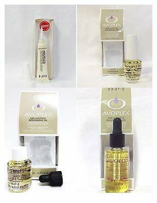 OPI Avoplex Nail & Cuticle Replenish Oil Variations Sizes Your Choice