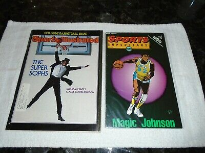 June 1992 Revolutionary Comics Sports Superstars-Magic Johnson