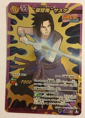 Naruto Miracle Battle Carddass NR05 Super Omega 28