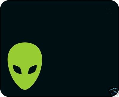 UFO / Alien Face - Mouse Pad - Free Personalizing!