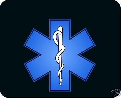 EMT /  Emergency Medical - Mouse Pad - Free Personalizing!