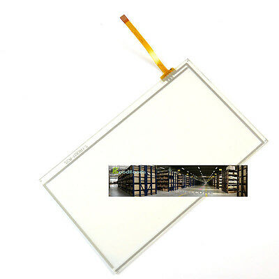 Tracking ID 7'' Inch 4 wire Resistive Touch screen Digitizer Panel 165x100mm &##