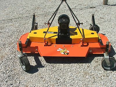 "Hornet 120 48"" 4-Foot Finsish Mower - 3-Point , free shipping. Fully Assembled"