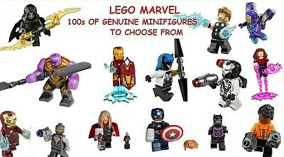 Lego Marvel Minifigures Genuine Super Heroes Infinity War Avengers Mini Figure