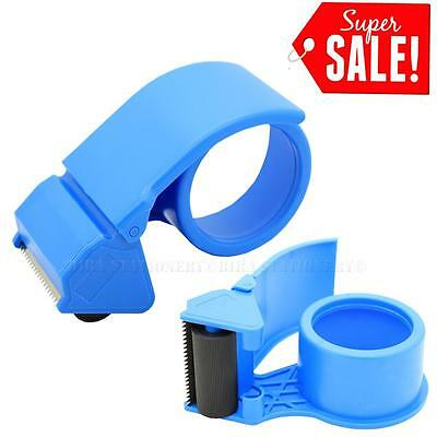 "2"" 2 Inch Packing tape dispenser gun Cutter Portable Packaging Sealing Handheld"