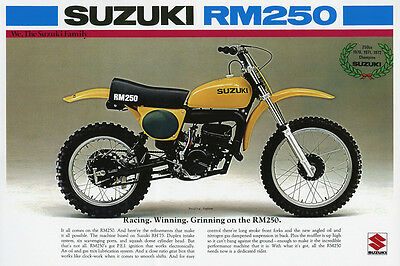 1976 PRINT AD Suzuki Go-Fer Gopher Moped Motorcycle Mini