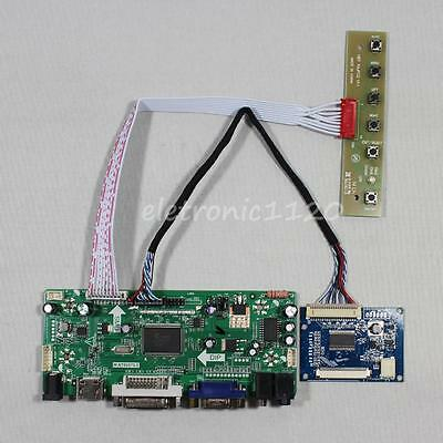 HDMI DVI VGA Audio Controller board work for 8inch 800x600 EJ080NA 05A lcd panel