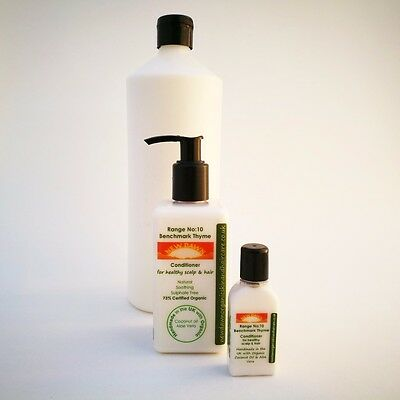 HAIR GROWTH & REPAIR CONDITIONER - Organic Remedies for Dyed, Damaged & Dry Hair