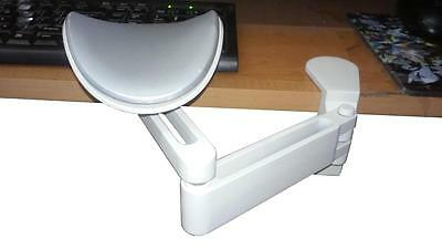 Armrest for Desks, PC or Jewelers Bench by PCwell
