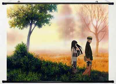 Home Decor Wall poster Scroll Naruto Hyūga Hinata Uzumaki Naruto Cosplay Poster