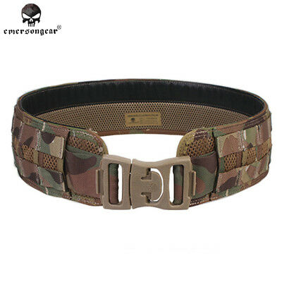 EMERSON MOLLE Load Bearing Utility Belt Tactical Military Hunting Airsoft EM9241