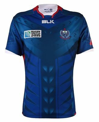 Samoa Rugby 2015 Rugby World Cup Home Jersey 'Select Size' S-7XL BNWT
