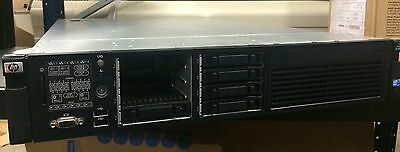HP Proliant DL380 G7 mono Quad cores E5640 2.67 Ghz 6 Go