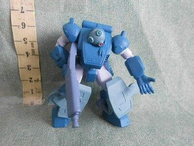 Gundam Blu Gashapon Action Figure  Robot Anime Model Japan