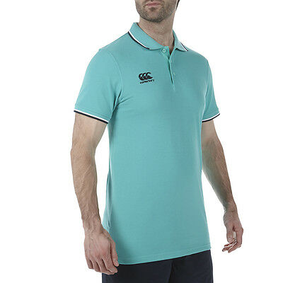 Polo rugby Uglies Tipped canterbury Mint Taille L Neuf avec étiquette