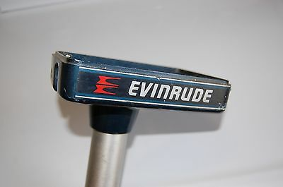 Evinrude Johnson OMC Scout electric trolling motor Steering housing + tube