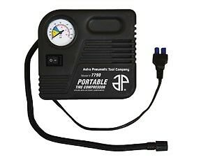 Astro Pneumatic Portable Tire Air Compressor for use with Mini Jump Starter 7790
