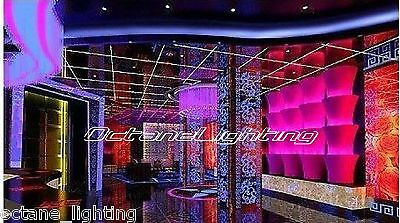 LED RGB Color Changing Bar Dj Rave Dance Pool Table Night Club Light Bulb Strip