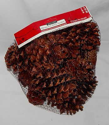 Pinecones Ashland Christmas Scented Smell USA Great Bag of 12 Decorations 45B