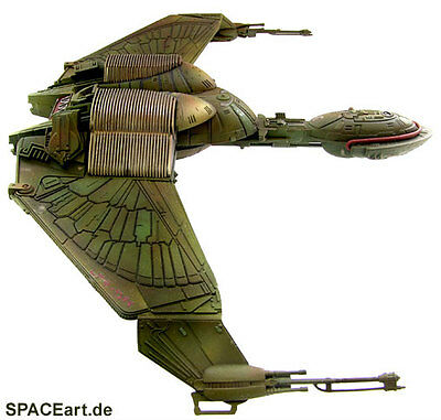 Star Trek: Klingon Bird of Prey - Generations / Bausatz / AMT/ERTL / spaceart