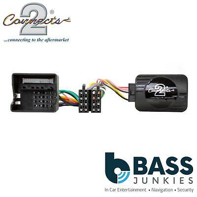 CTSFO002.2 Ford Focus 2005 On Car SONY Stereo Steering Wheel Interface Kit