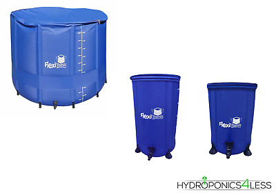 Autopot Flexi Tank Collapsible Fold Up Compact Hydroponics Water Butt Storage