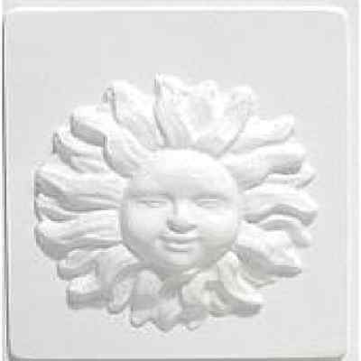 The Sun Plaster Mould/Mold/Moulds/Mold 2211
