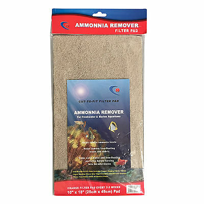 DIY Ammonia Remover Filter Foam Sponge Sheet for Aquarium Fish Tank Pond