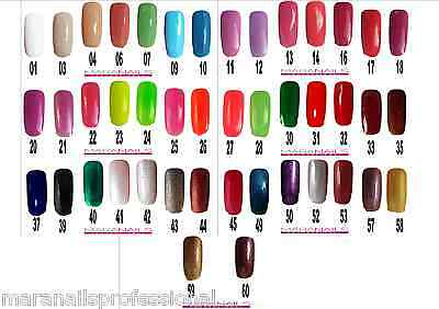 Smalto gel semipermanente UV 5 ml per ricostruzione unghie Germania nail art