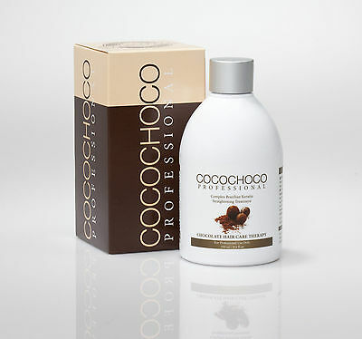 ❤︎ COCOCHOCO Brazilian Blow Dry Hair Keratin Straightening Treatment 250ml KIT