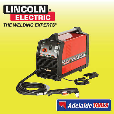 Lincoln Electric PC210 Plasma Cutter With Integrated Compressor - K12038-2